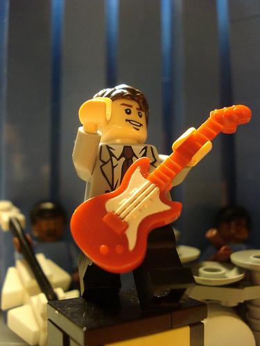 ギターアクション